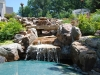 in-ground-pool-waterfall