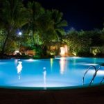 Now Might be a Good Time to Add That LED Light to Your Pool