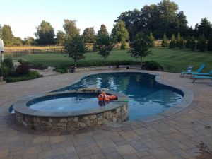 In-Ground Pool and Spa Installations in Annapolis MD