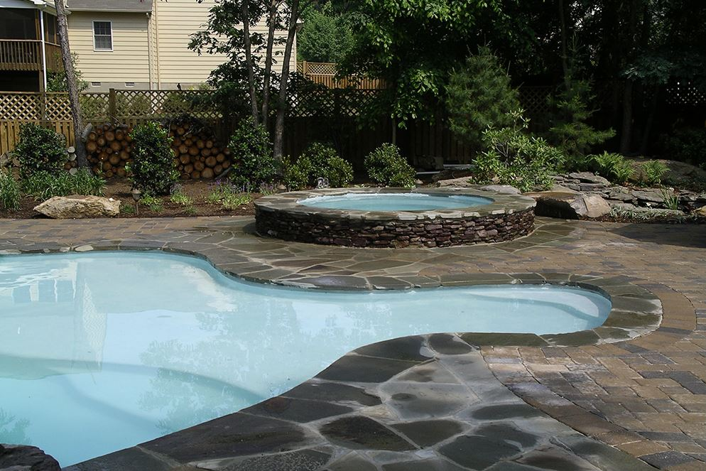 Backyard Spa Builders in Annapolis, MD
