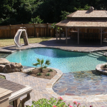 Zero Entry Pool Design & Installation near Annapolis, MD
